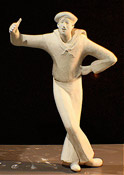 Jerome Robbins Award Statue